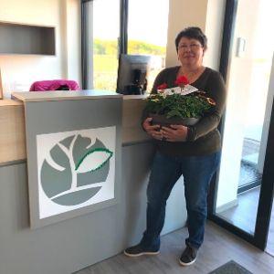 Neue Mitarbeiter der GrünWert Schleswig-Holstein