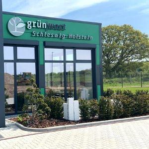 Neubau der GrünWert Schleswig-Holstein